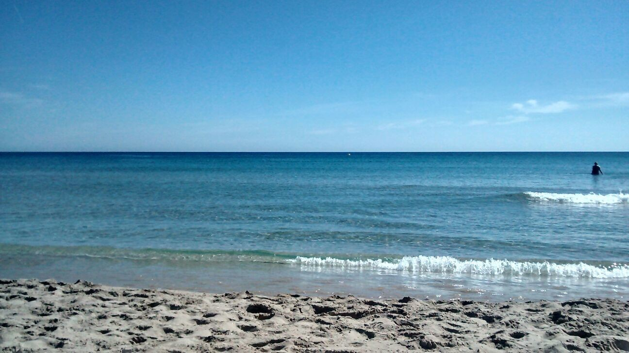 mindfulness frente al mar