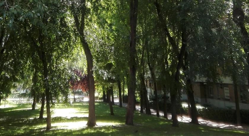 Parque ciudad