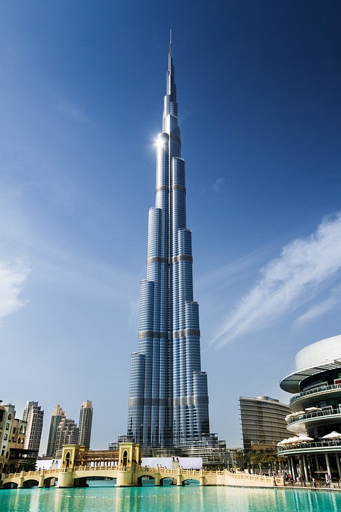 sabes cul es el edificio ms alto del mundo