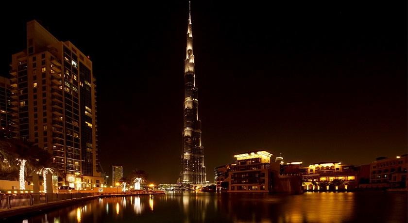 dubai-Burj Khalifa